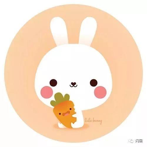 200例萌萌哒手绘动物简笔画,手账素材必备