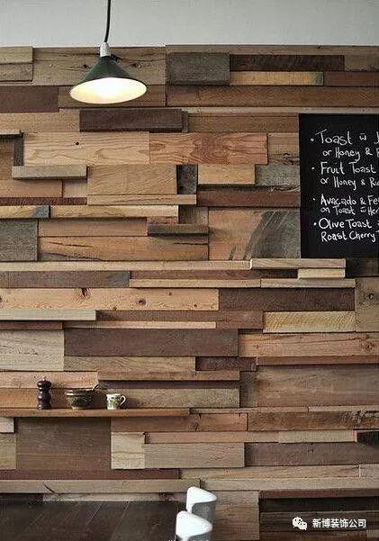 六,木板上墙欣赏