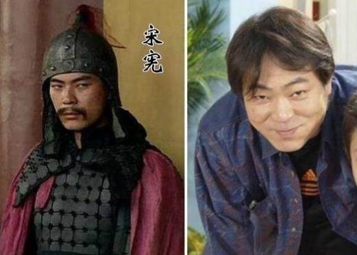 没想到,老版三国演义里这些小角色,原来是他们演的图片