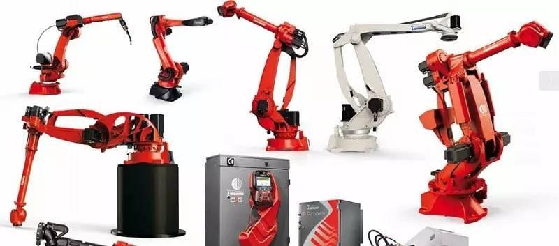 柯马机器人多用于点焊,弧焊,冲压车间自动化,铸造,搬运,码垛,密封图片