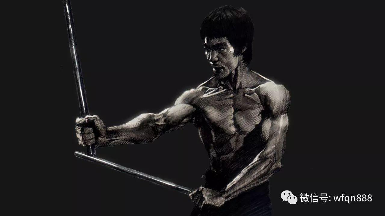 """李小龙是叶问是最喜爱的弟子,为何叶问却""""诅咒""""李小龙图片"""