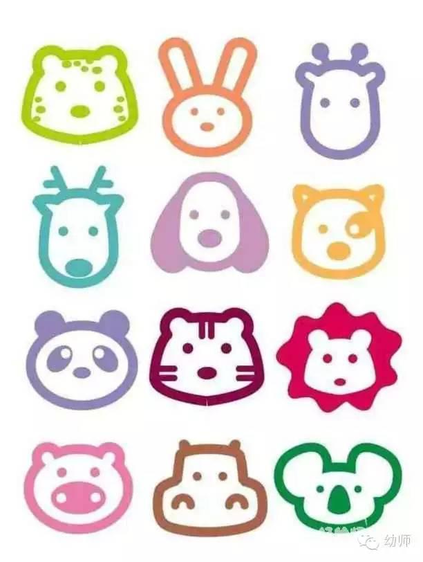 幼儿园彩色简笔画大全(1000多种)_搜狐搞笑_搜狐网