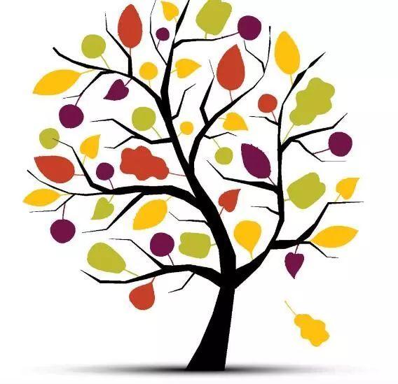 精彩活动丨亲子diy创意树叶贴画 让孩子们爱上这个秋天图片