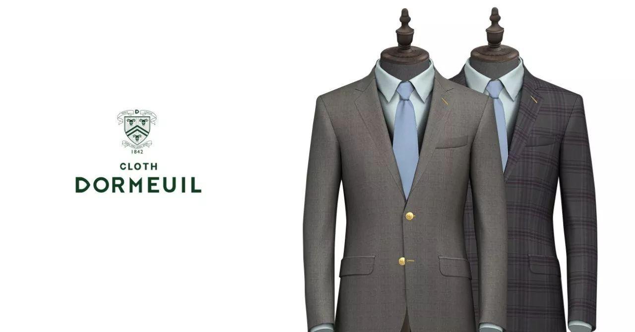 涨姿势!全球十大顶级男装面料合集!你知道几个? 品牌服装知识 第17张