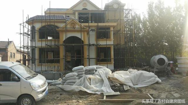 2017年最受欢迎的三层欧式别墅,施工案例大pk,哪套最美