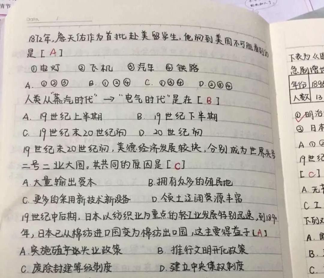 操作一些步骤记同学,束缚补丁本的笔记,还有了制作的考试后,无论是给软件打错题摆脱课堂图片