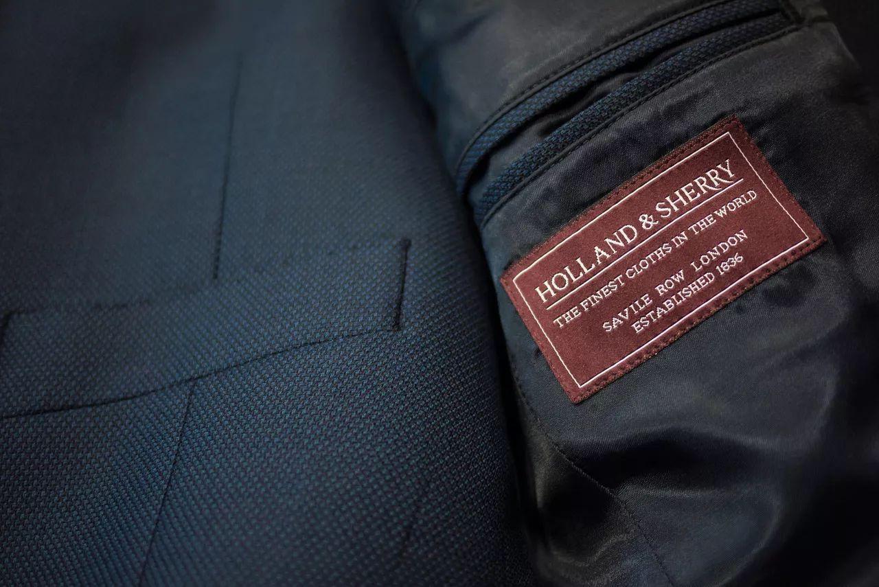 涨姿势!全球十大顶级男装面料合集!你知道几个? 品牌服装知识 第11张