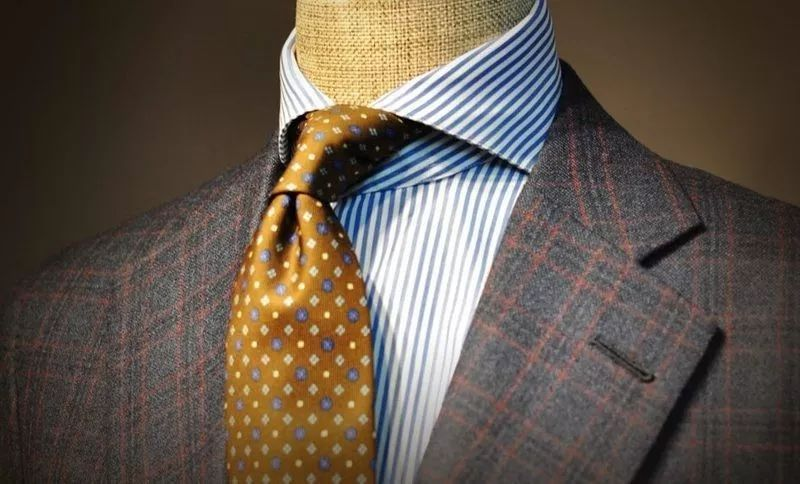 涨姿势!全球十大顶级男装面料合集!你知道几个? 品牌服装知识 第23张