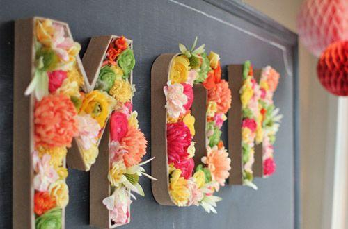 你家标识牌也可以这样有个性,鲜花和酒瓶的创意diy教程图片