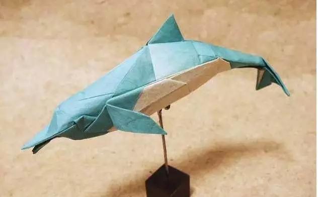 日本折纸大师川畑文昭作品