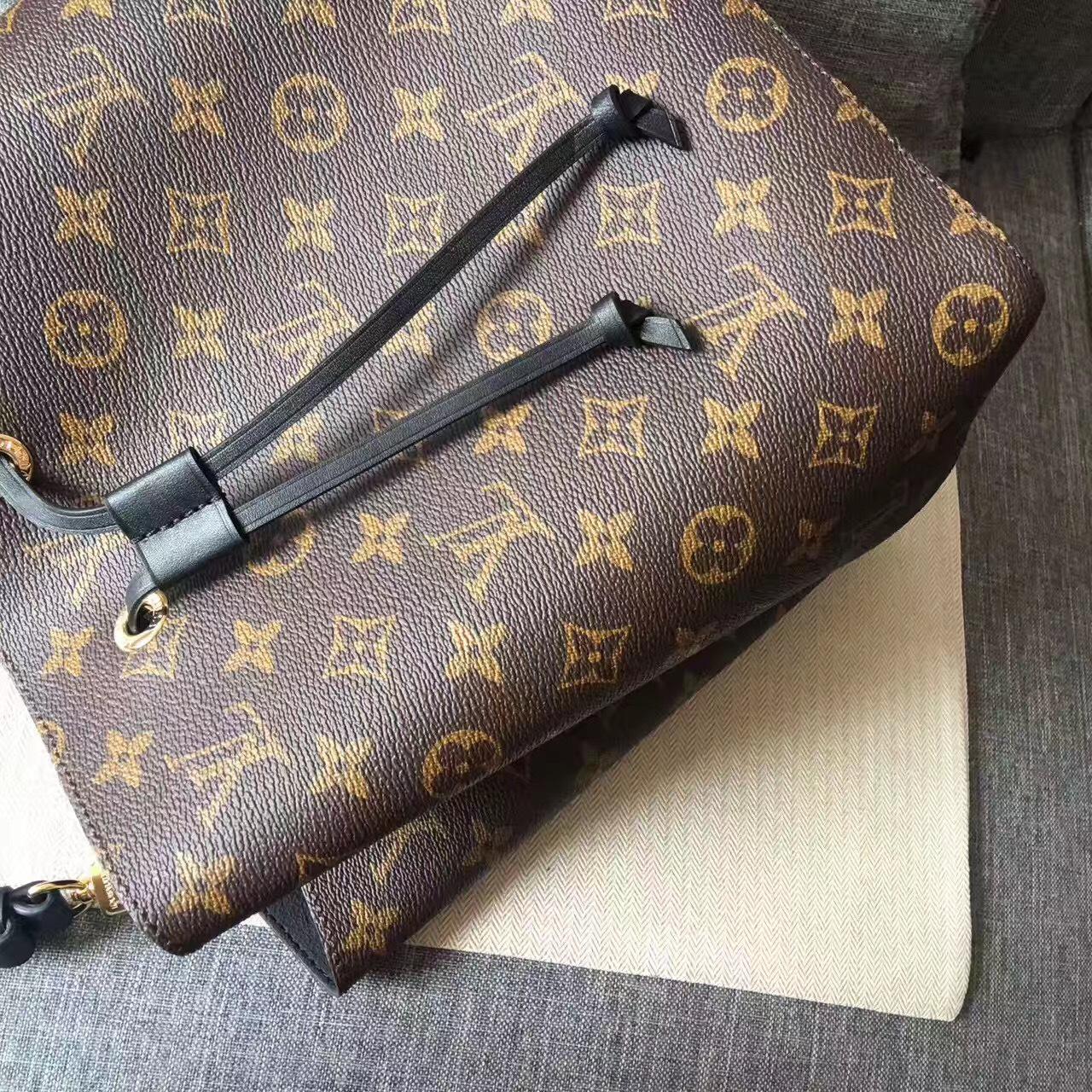 �y�b9�%9oe_lv neonoe手袋 monogram帆布桶包,经典永恒!