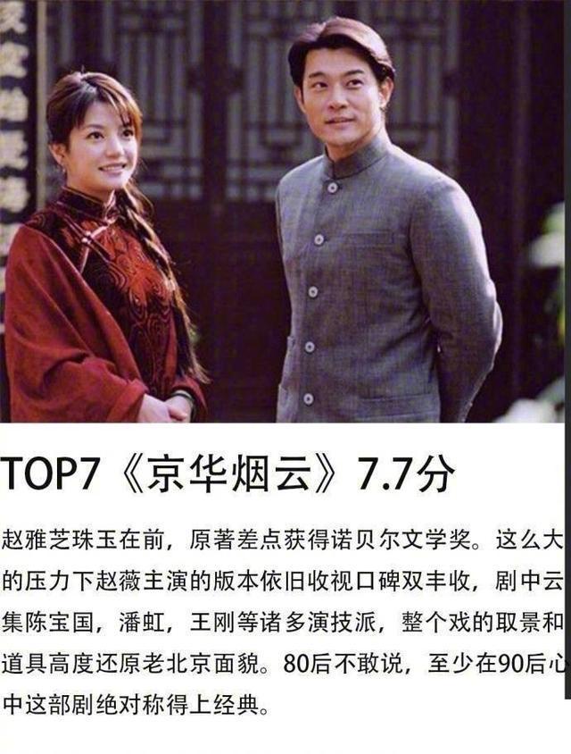 良相如此多娇结局_十部豆瓣评分最高的民国电视剧,民国戏界杠把子陈坤占三部