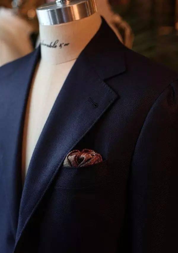 涨姿势!全球十大顶级男装面料合集!你知道几个? 品牌服装知识 第30张