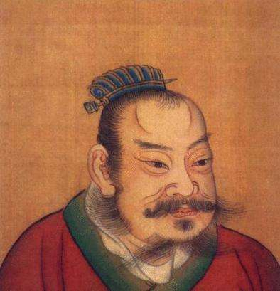 西楚霸王项羽图片