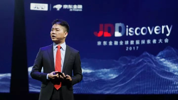 JDD:AI划破长空,迈出Finance的星空舞步