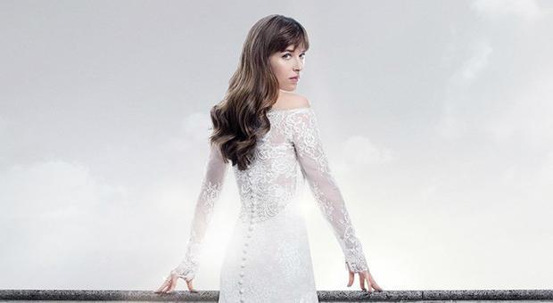 《五十度飞》官方预告片:安娜变身自信强势的照片