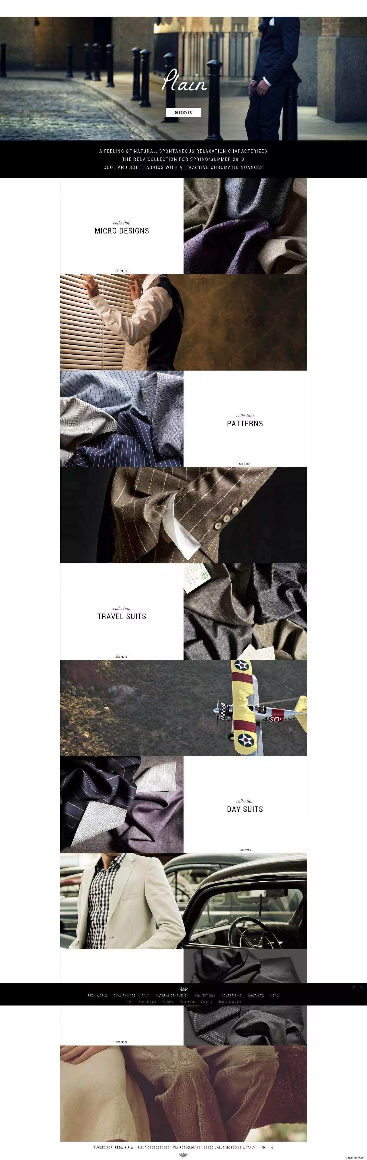 涨姿势!全球十大顶级男装面料合集!你知道几个? 品牌服装知识 第45张