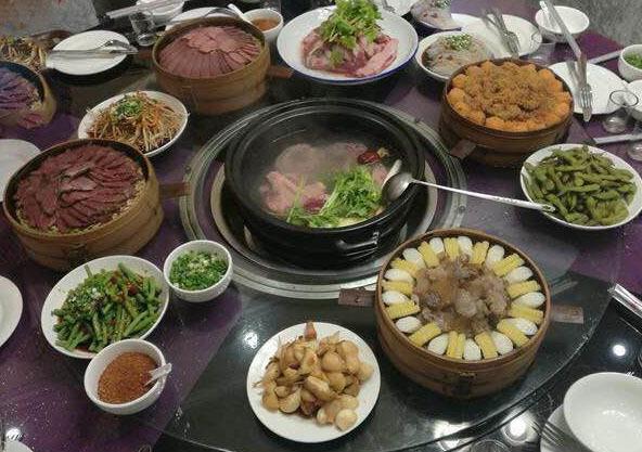 旱蒸牛肉郑:重庆餐饮界继火锅小面之后的第三个