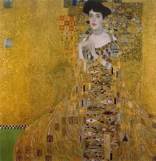 西方油画中的101个绝世美女图片