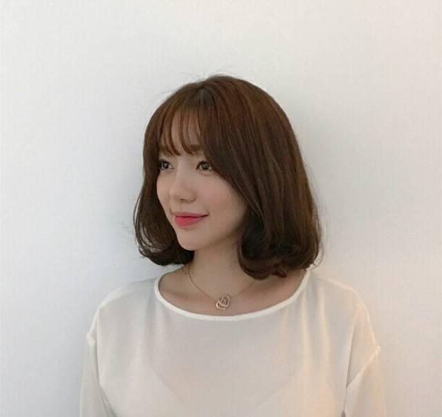时尚 正文  韩式流行烫发 长发短发都有 来源:脱壳发型(id: tuo-ke)