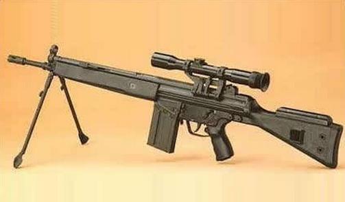 g3狙击步枪_世界十大著名狙击枪排名 中国一款上榜