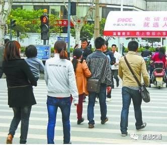 济南应用非机动车过街警示系统