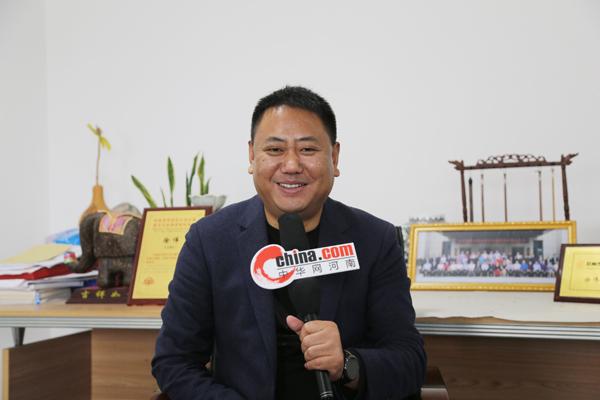【郑领袖·第11期】徐伟:当会长要担当 做企业需创新