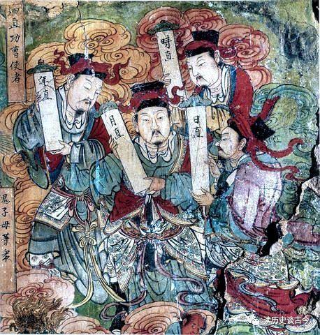 揭秘 西游记 唐僧去西天取经原来还带了16个男人和6个女人去