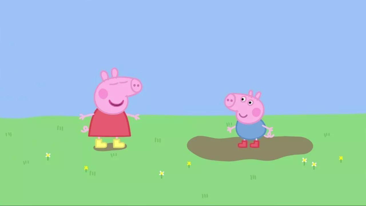 学猪叫,模仿小狗走路.父母归罪于动画片教坏了孩子图片