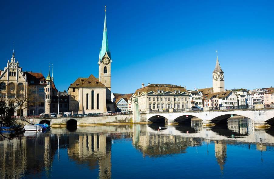 东欧瑞士7天游图片