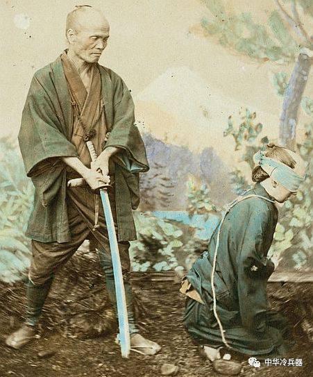 日本最邪恶变态的文化:一个家族9代试斩,杀5万余人