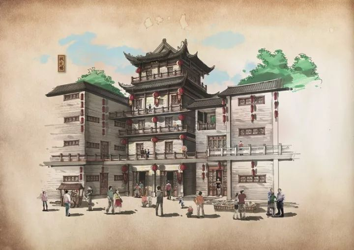 企业热点 | 苏州铃木电梯携手庐陵人文谷,打造江西首席人文旅游风情
