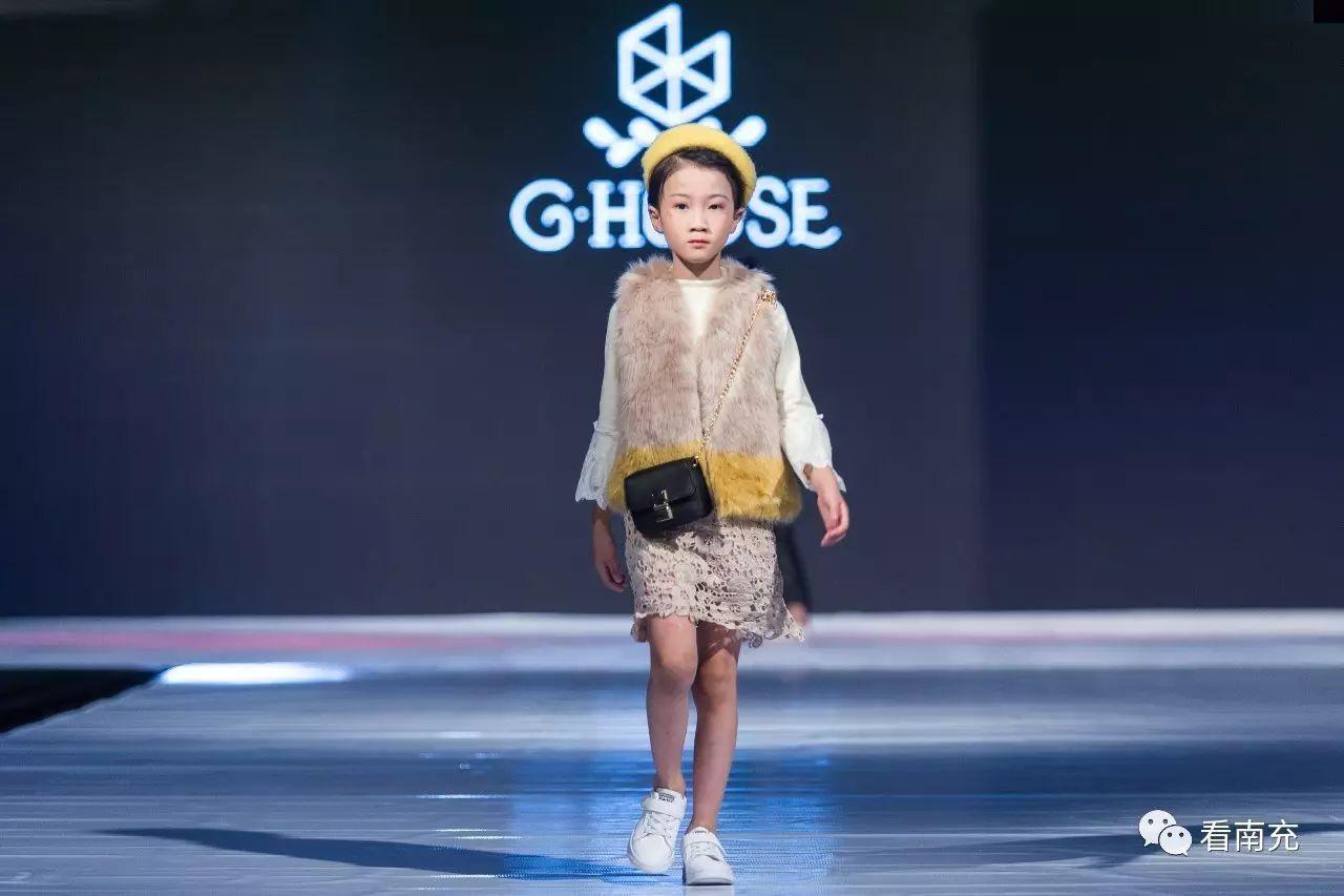 雅邦儿童时装秀暨cip国际少儿模特大赛南充第五场海选图片