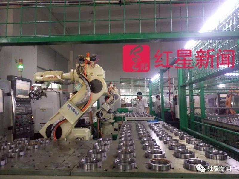 """机器人""""关节""""中国造,苏州草根公司逼得日本垄断企业节节败退"""