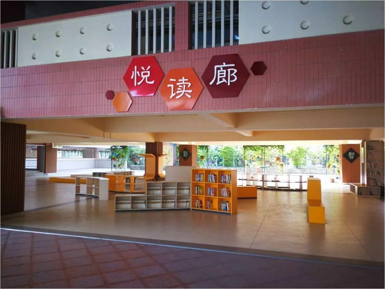 """禅城这两所学校获评市级""""书香校园"""",将代表佛山参加省级评选!"""