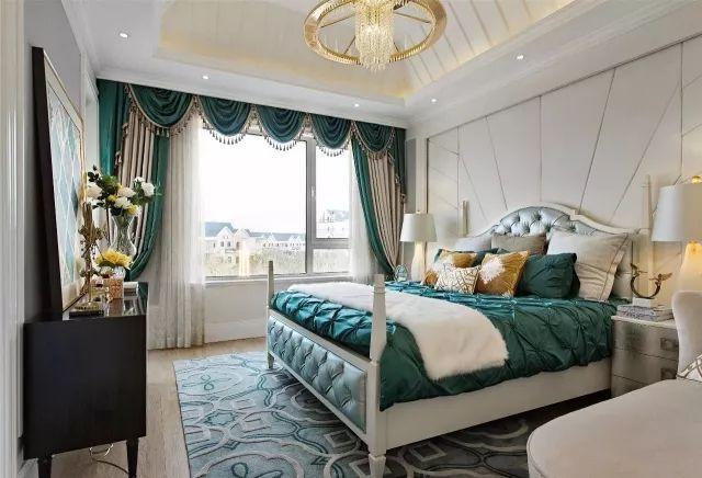 背景墙 房间 家居 起居室 设计 卧室 卧室装修 现代 装修 640_436
