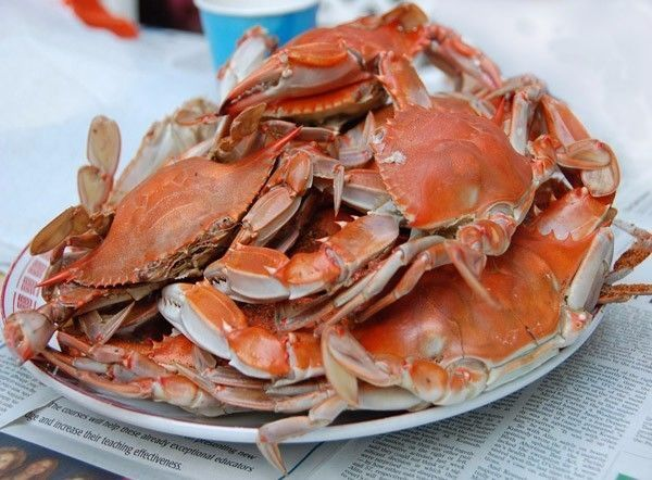 吃螃蟹可得小心點,容易誘發4種疾病!
