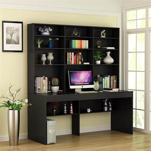 [装修设计头条]你家电脑桌那么low,现在流行电脑桌这样设计啦,便宜又实用