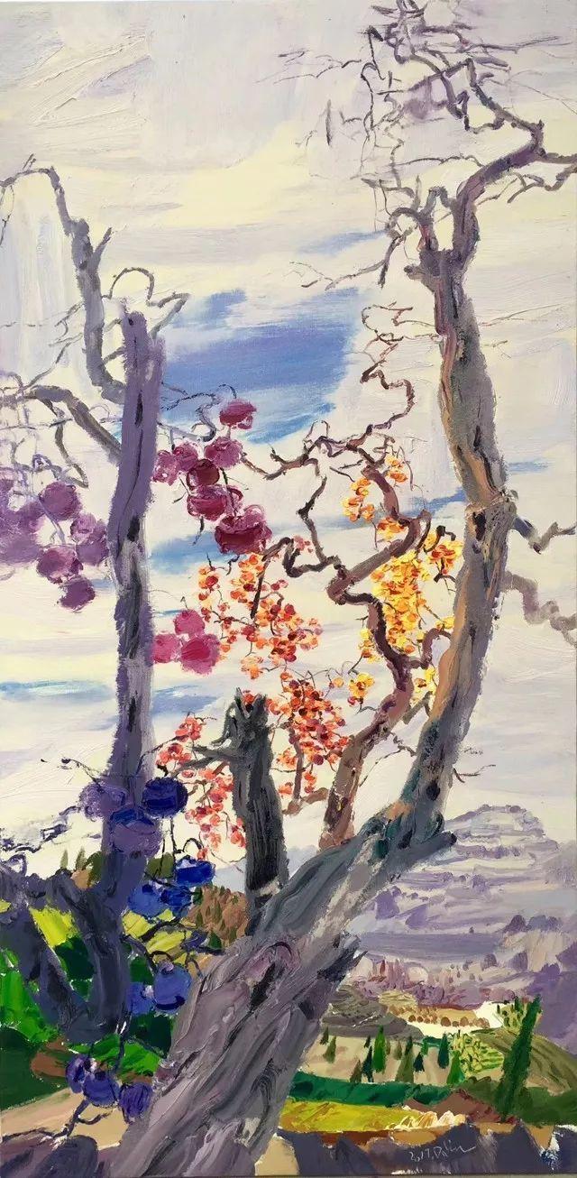 文化 正文  除创作外,张大林还长期从事油画教学,创作上的成功,为教学图片