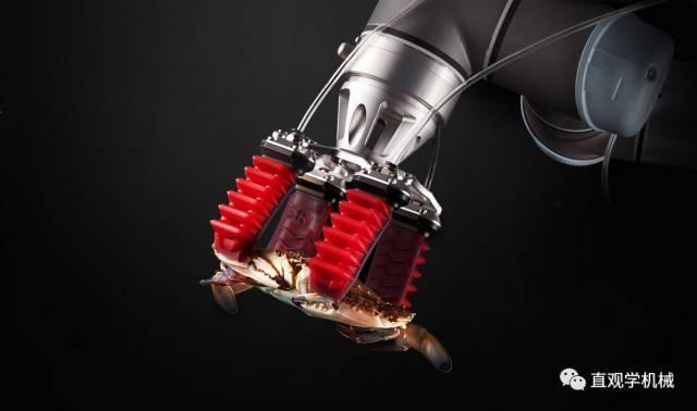 下面看一个升级后的软体机械手视频 ↓↓ 最可喜的是 这种气动机械图片