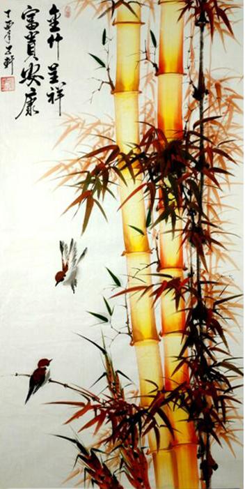 黑子的竹�؛9d#9.��f�_竹文化——画家张智光