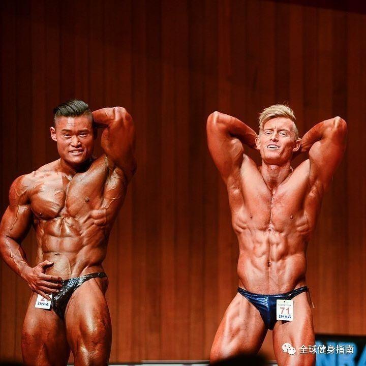 """华裔男子健身10年终夺冠!黄种人""""不打药""""真能练到这么大?!"""