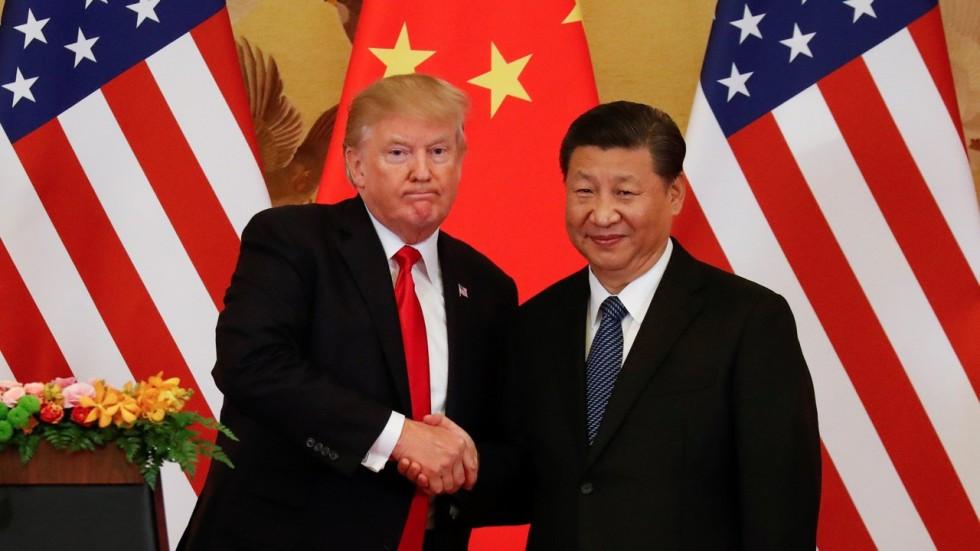特朗普中国