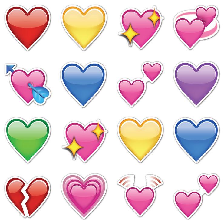 苹果官方认证10个人气最高的emoji表情:第一个你绝对图片