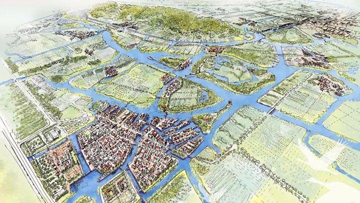 北仑最新城市规划图