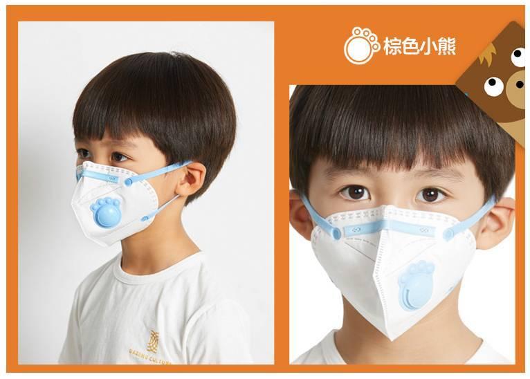 把大人口罩折成小孩口罩怎么折_口罩怎么画