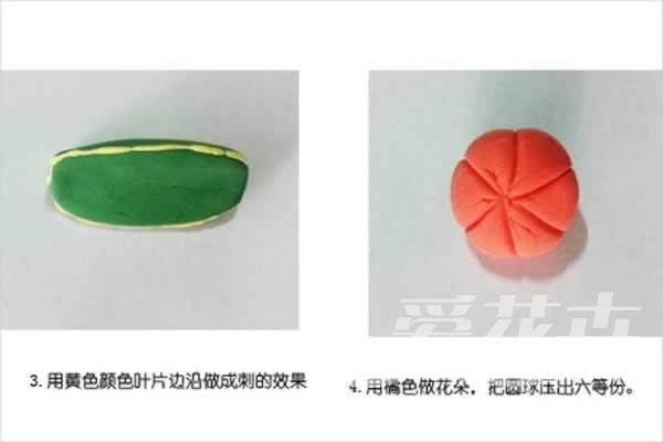 超轻粘土多肉植物教程图文介绍