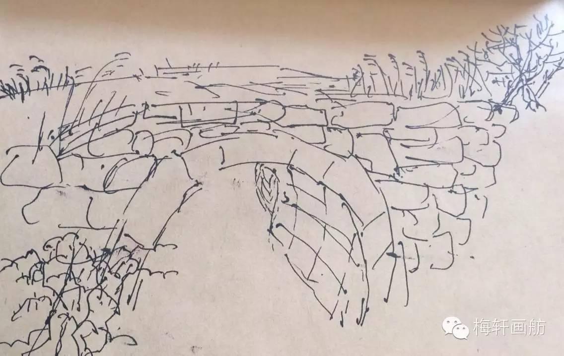 梅轩丙申手绘日记:三月