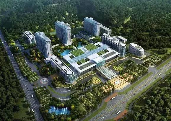 新�7��\�N�_新城区再迎利好!投资13亿的市中医院新院落户