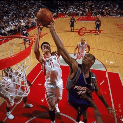 姚明NBA最大敌人,每次相遇都要打爆,姚明:那人想要毁了我!